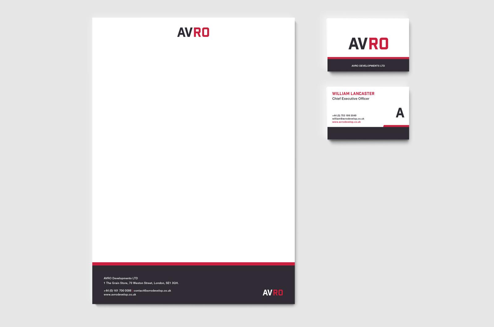 AVRO Stationary 02