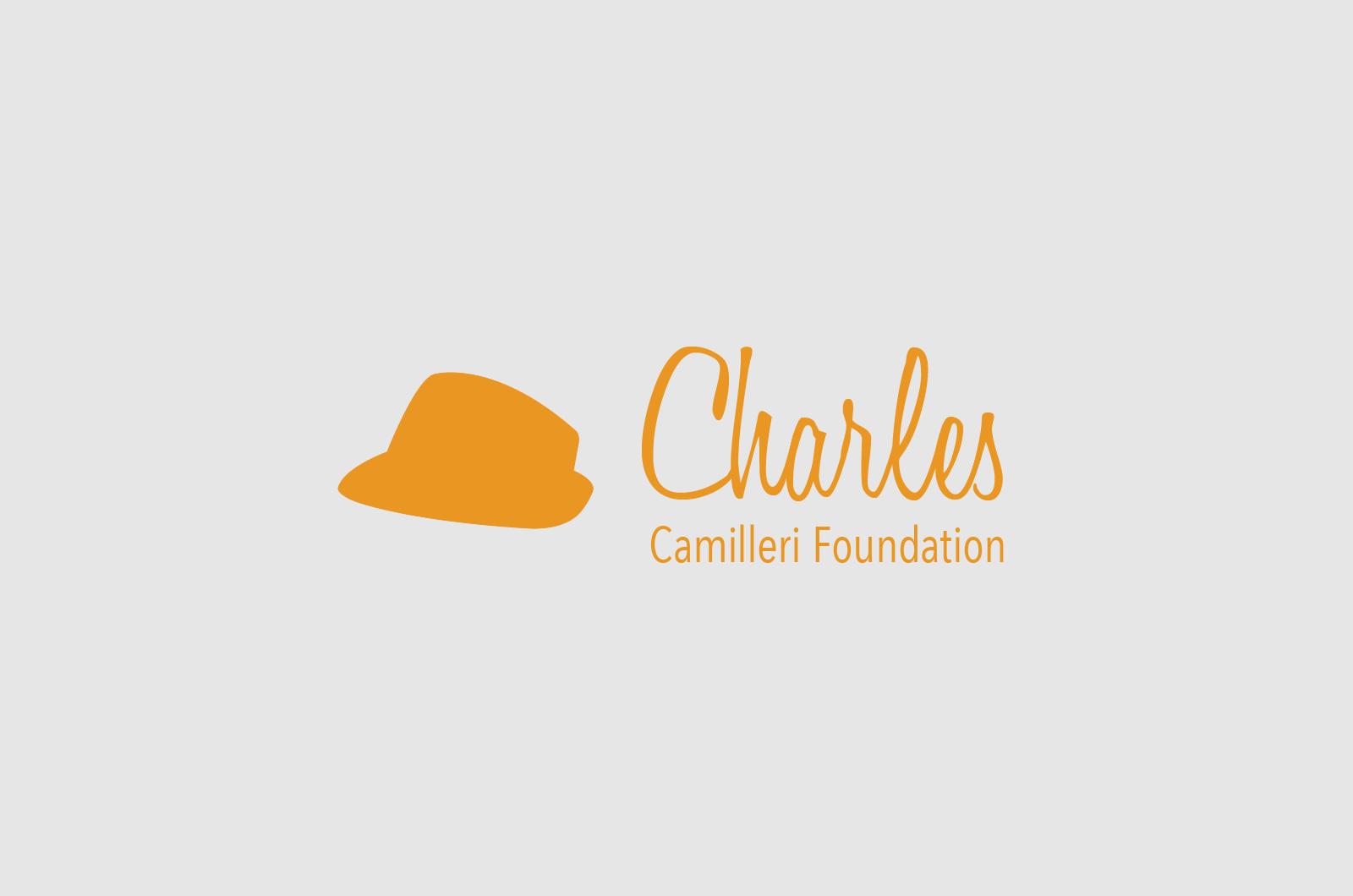 Charles Camilleri Foundation Brand 01 - logo