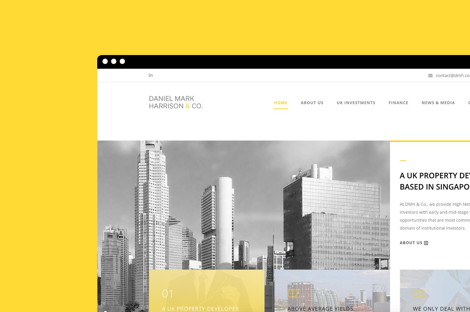 DMH&CO Website