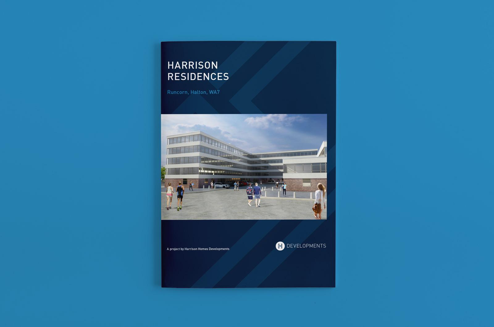 Harrison Residences brochure cover