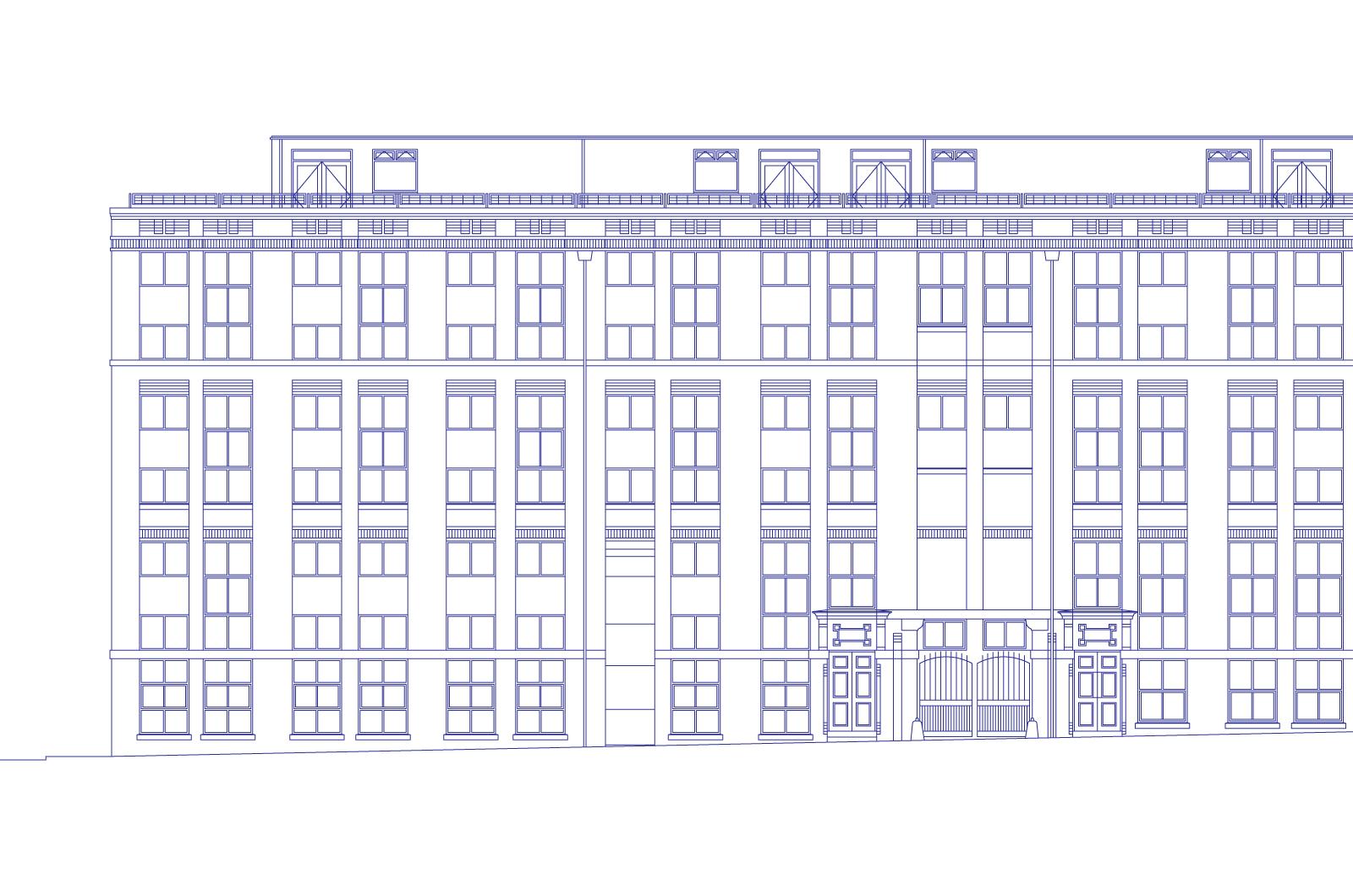 OPA Building - Elevation 04