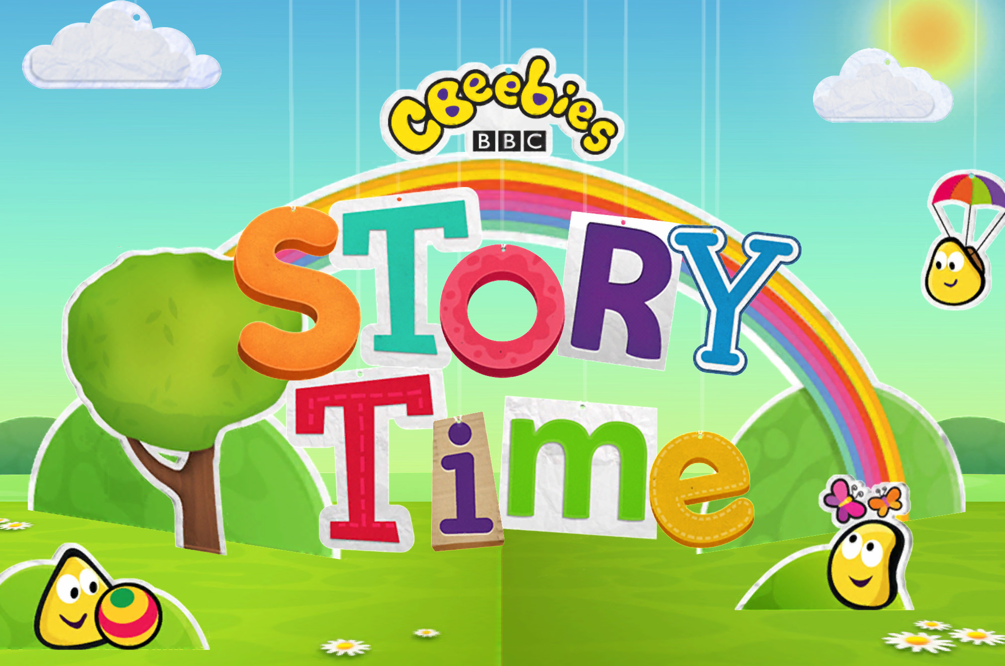 CBeebies Storytime - Cover 02